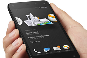 Amazon Fire Phone: le foto ufficiali