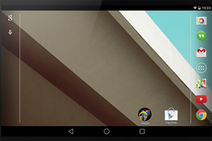 Android L vs KitKat: interfacce grafiche a confronto