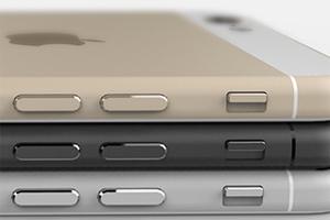 iPhone 6: i nuovi render con retro parzialmente in vetro