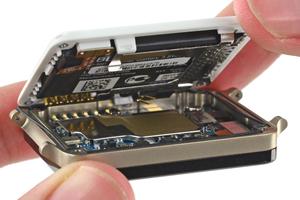 LG G Watch, le immagini della componentistica interna