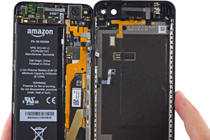 Amazon Fire Phone: dentro e fuori
