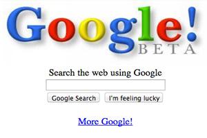 L'evoluzione di Google in 20 immagini