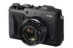 Fujifilm X30 - Corpo macchina