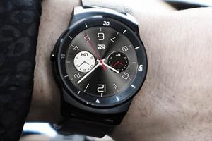 LG G Watch R: foto ufficiali dello smartwatch circolare