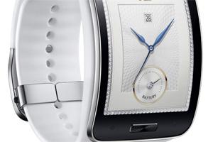 Samsung Gear S: foto ufficiali dello smartwatch 3G