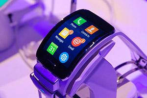 Samsung Gear S @ IFA 2014