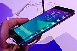 Samsung Galaxy Note Edge @ IFA 2014