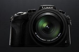 Panasonic Lumix FZ1000 - Corpo macchina