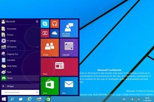 Windows 9, 26 screenshot dalla versione preliminare