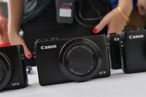 Canon G7X: dal vivo a Photokina 2014