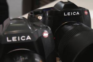 Nuova Leica S: la medio formato per video 4K