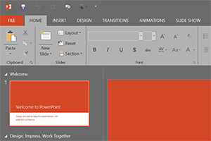 Microsoft Office '16': primi screenshot trapelati