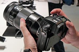 Samsung NX1: dal vivo a Photokina 2014