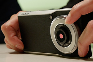 Lumix CM-1: cellulare Android, ma anche fotocamera Leica