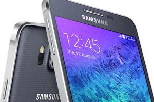 Samsung Galaxy Alpha: foto ufficiali