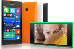 Nokia Lumia 735: foto ufficiali