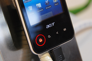 Nuovi smartphone Acer al Mobile World Congress