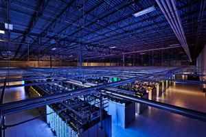 Visita guidata nei data center di Google