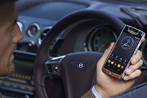 Il lusso chiama lusso: Vertu for Bentley