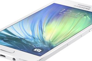 Samsung Galaxy A5: foto ufficiali