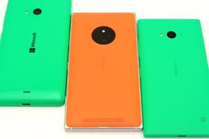 Lumia 535, Lumia 735 e Lumia 830: tutte le foto della recensione