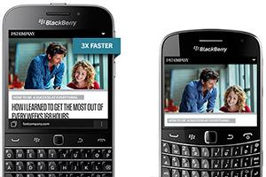BlackBerry Classic a confronto con BlackBerry Bold 9900