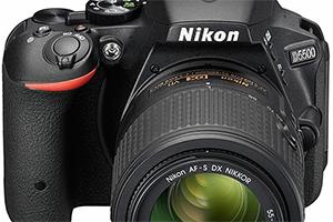 Nikon D5500: ora con schermo touch