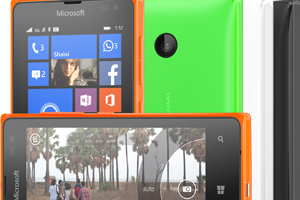 Microsoft Lumia 435 e 532: foto ufficiali