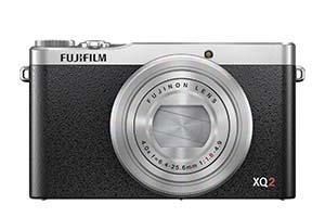 Fujifilm XQ2, corpo macchina e filtri creativi