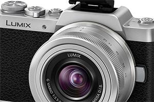Panasonic Lumix GF7: piccola mirrorless per selfie