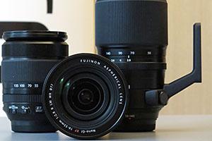 Fujfilm X-A2, XQ2 e 16-55mm F2.8  WR: eccoli dal vivo