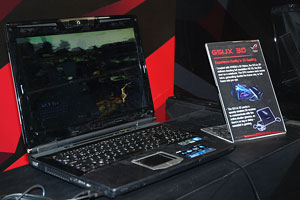 Notebook Asus @ CeBIT 2010
