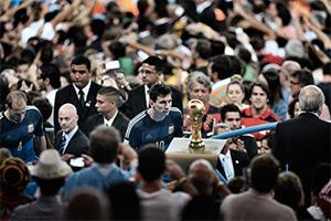 World Press Photo 2015: i vincitori