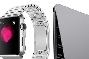 Apple, le novità fra Watch e MacBook