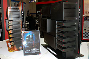 Thermaltake @ CeBit 2010
