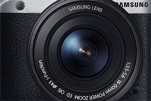 Samsung NX500: arriva in Italia la sorellina di NX1