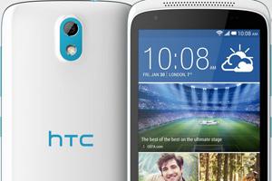 HTC Desire 526G: immagini ufficiali