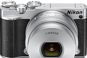 Nuova Nikon 1 J5: ora l'aspetto è vintage
