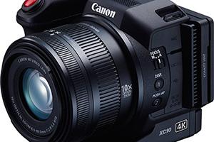 Canon XC10: videocamera 4K da 1 pollice