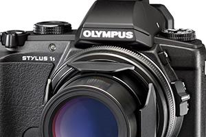Olympus Stylus 1S: è compatta, ma sembra una mirrorless