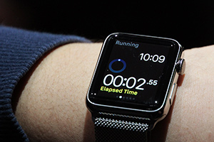 Apple Watch si mostra al Salone del Mobile di Milano