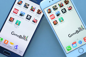 iPhone 6, Galaxy S6, One M9 e Nexus 6: prestazioni con giochi reali