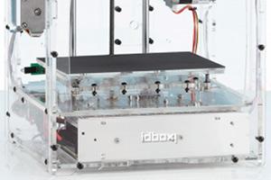 Idbox!: la stampante 3D da costruire in 12 mesi