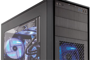 Corsair Obsidian 750D Airflow Edition: foto ufficiali