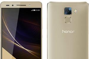 Honor 7 foto ufficiali