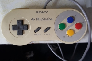 Sony/Nintendo PlayStation