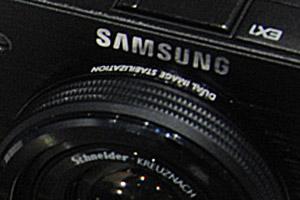Fotocamere Samsung NX10 e EX1