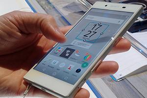 Sony Xperia Z5: le foto del nuovo top di gamma dall'IFA di Berlino