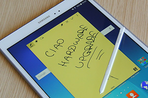 Samsung Galaxy Tab A: tutte le foto dell'analisi