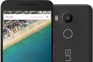 LG Nexus 5X: foto ufficiali